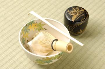 お茶の道具(一)