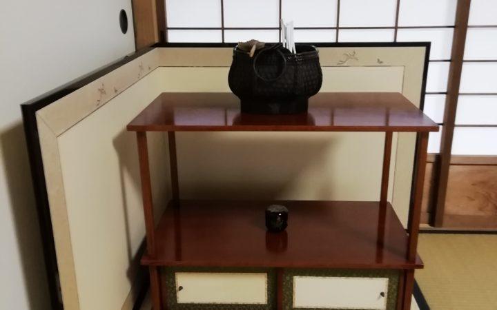 西宮神社福寿会お茶会当番